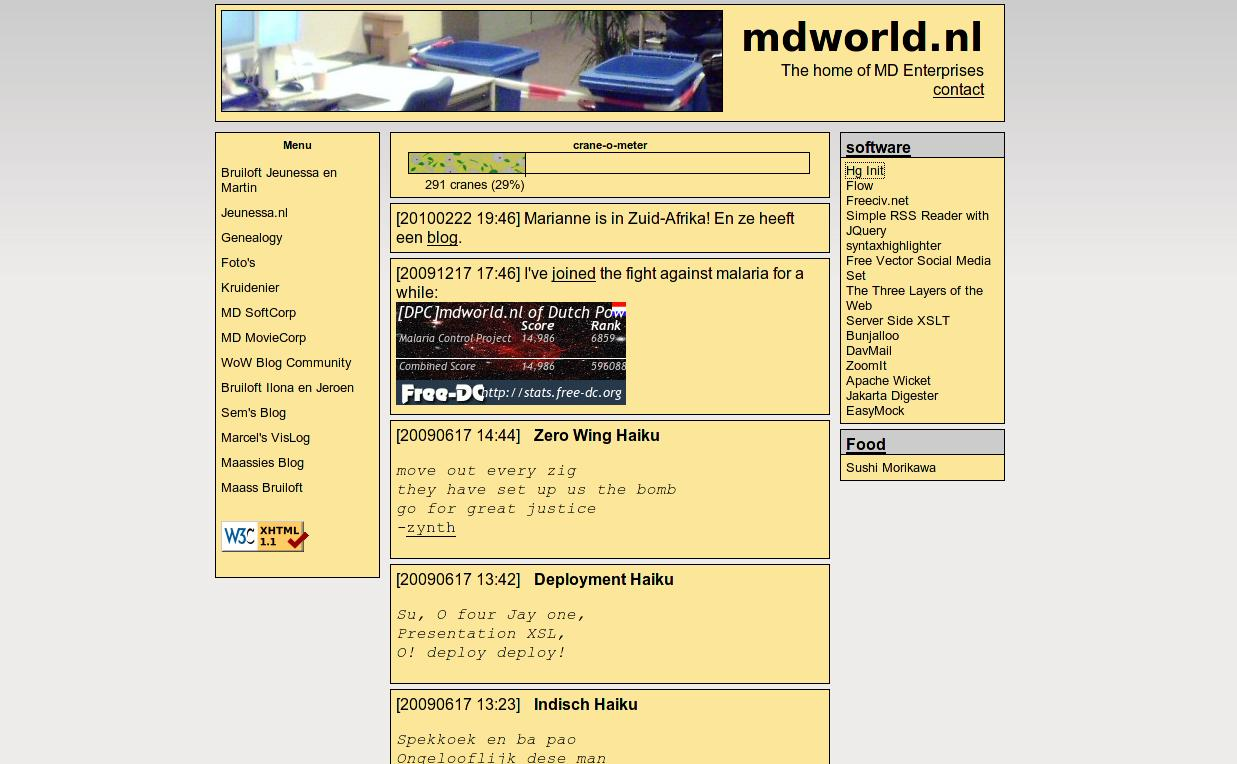 Theme until 2010